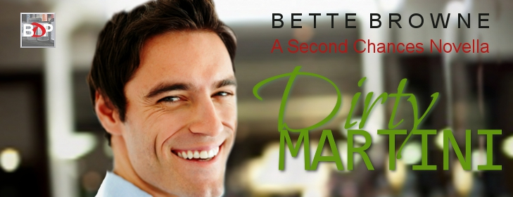 Dirty Martini author Facebook cover